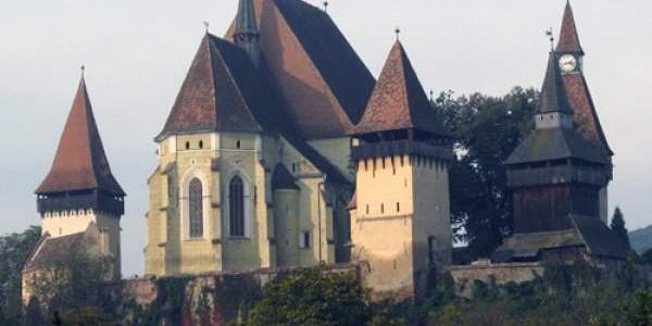 L'Église fortifiée de Biertan